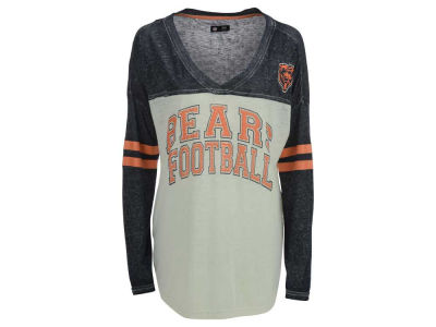 Chicago Bears GIII NFL Women's Field Position Long Sleeve T-Shirt