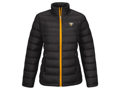 Pittsburgh Penguins GIII NHL Women's Fair Catch Jacket