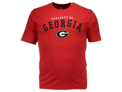 Georgia Bulldogs NCAA Property Of T-Shirt