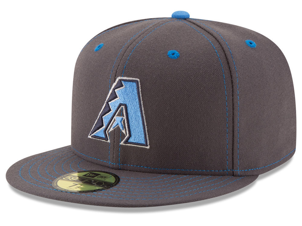 Arizona Diamondbacks New Era 2016 MLB Fathers Day 59FIFTY Cap  80b9ba112f7
