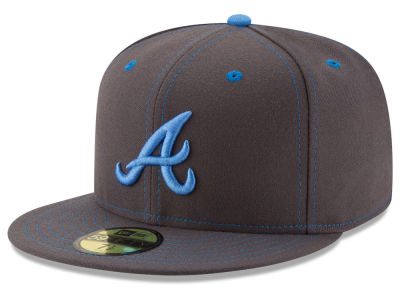 Atlanta Braves New Era 2016 MLB Fathers Day 59FIFTY Cap