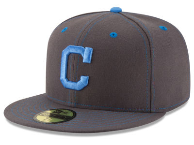 Cleveland Indians New Era 2016 MLB Fathers Day 59FIFTY Cap