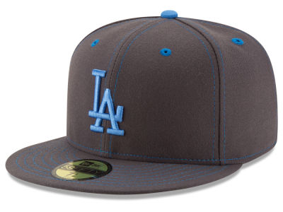 Los Angeles Dodgers New Era 2016 MLB Fathers Day 59FIFTY Cap