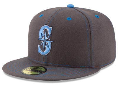 Seattle Mariners New Era 2016 MLB Fathers Day 59FIFTY Cap