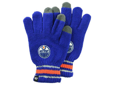 Edmonton Oilers '47 NHL Women's Ellie Gloves