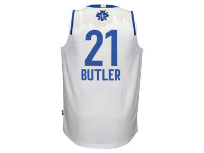 NBA All Star Jimmy Butler adidas NBA Men's All Star Swingman Jersey