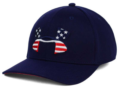 Under Armour USA Big Logo Cap
