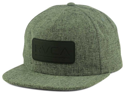 RVCA Off Set Strapback Hat