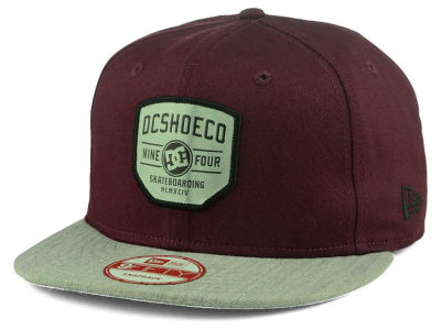 DC Shoes Bloker 9FIFTY Snapback Cap