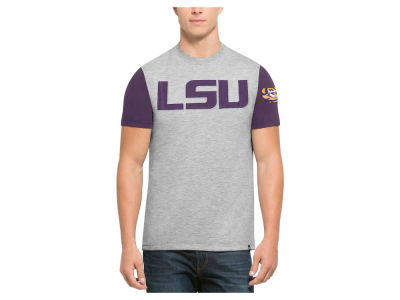 LSU Tigers '47 NCAA Men's Triple Up T-Shirt