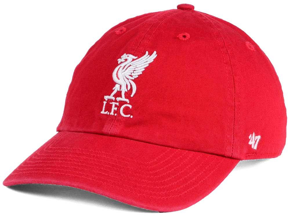 547e89d2d5f Liverpool FC  47 English Premier League  47 CLEAN UP Cap