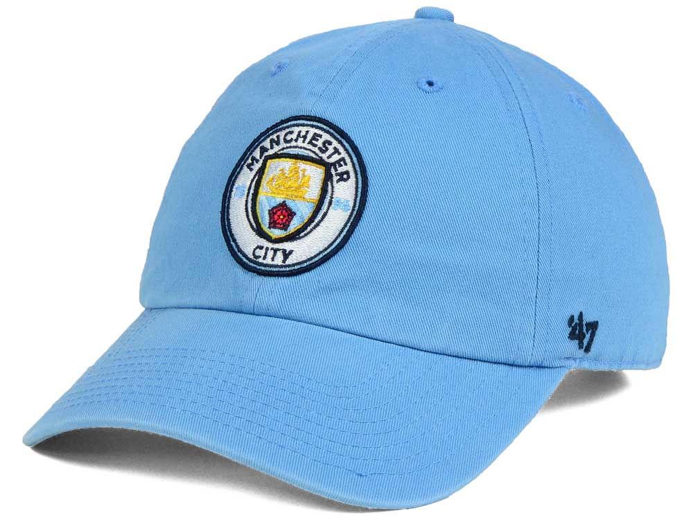 Manchester City  47 English Premier League  47 CLEAN UP Cap  1b1a9998066