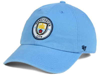 Manchester City '47 English Premier League '47 CLEAN UP Cap