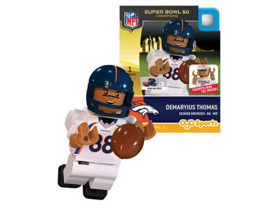 Denver Broncos Demaryius Thomas Event Champs OYO Figure