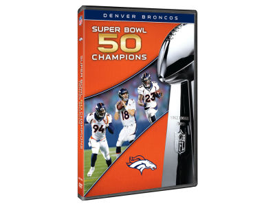 Denver Broncos Event DVD