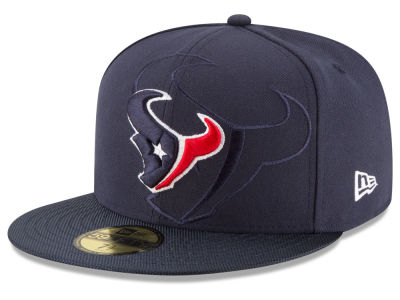 Houston Texans New Era 2016 Official NFL Sideline 59FIFTY Cap