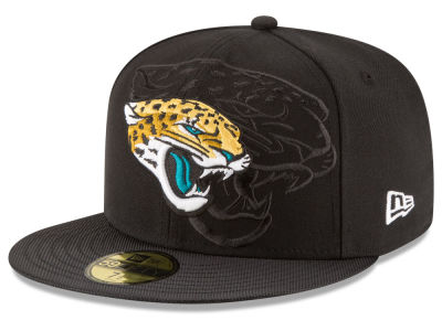 Jacksonville Jaguars New Era 2016 Official NFL Sideline 59FIFTY Cap