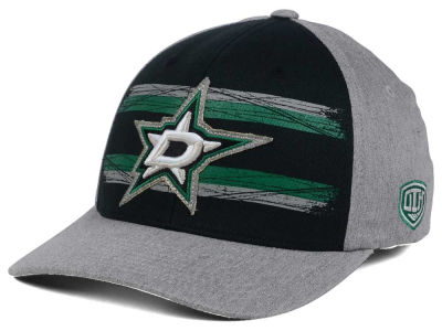 Dallas Stars Old Time Hockey NHL Silverscreen Flex Cap
