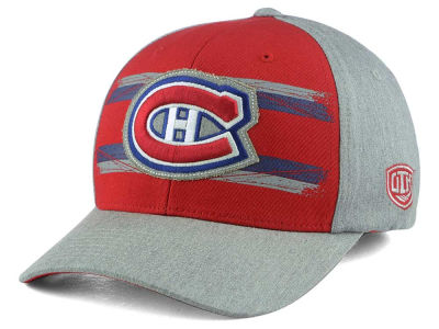 Montreal Canadiens Old Time Hockey NHL Silverscreen Flex Cap