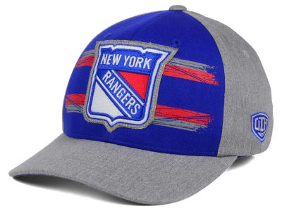 New York Rangers Old Time Hockey NHL Silverscreen Flex Cap