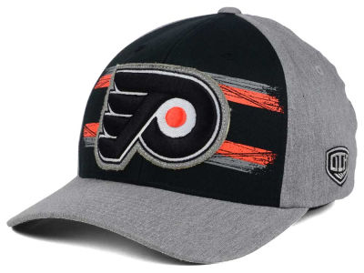 Philadelphia Flyers Old Time Hockey NHL Silverscreen Flex Cap