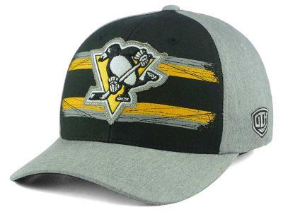 Pittsburgh Penguins Old Time Hockey NHL Silverscreen Flex Cap
