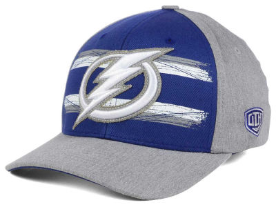 Tampa Bay Lightning Old Time Hockey NHL Silverscreen Flex Cap