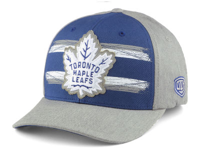 Toronto Maple Leafs Old Time Hockey NHL Silverscreen Flex Cap