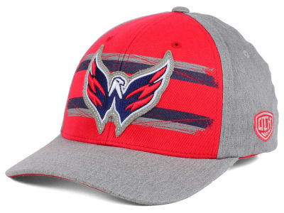 Washington Capitals Old Time Hockey NHL Silverscreen Flex Cap
