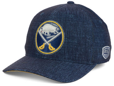 Buffalo Sabres Old Time Hockey NHL Screener Flex Cap