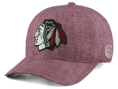 Chicago Blackhawks Old Time Hockey NHL Screener Flex Cap