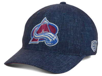 Colorado Avalanche Old Time Hockey NHL Screener Flex Cap