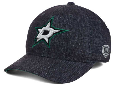 Dallas Stars Old Time Hockey NHL Screener Flex Cap