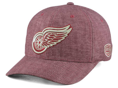 Detroit Red Wings Old Time Hockey NHL Screener Flex Cap