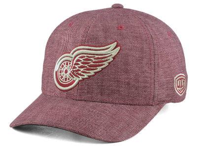 more photos 853b6 9cbaa ... australia detroit red wings old time hockey nhl screener flex cap ee115  ba1bb