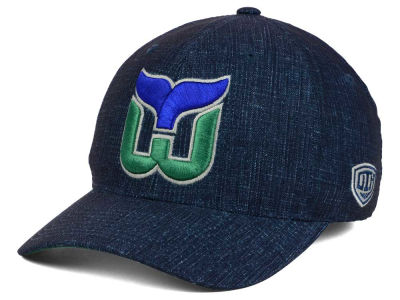 Hartford Whalers Old Time Hockey NHL Screener Flex Cap