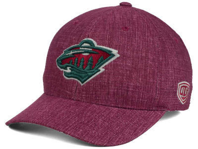 Minnesota Wild Old Time Hockey NHL Screener Flex Cap