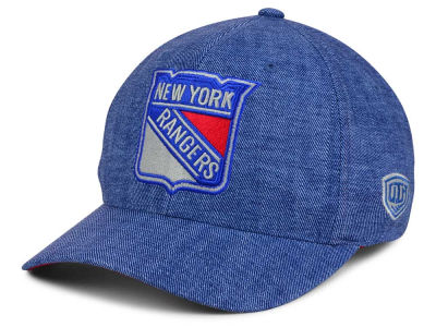 New York Rangers Old Time Hockey NHL Screener Flex Cap