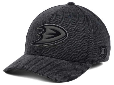 Anaheim Ducks Old Time Hockey NHL Jagged Flex Cap