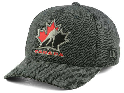 Canada Hockey Old Time Hockey NHL Jagged Flex Cap