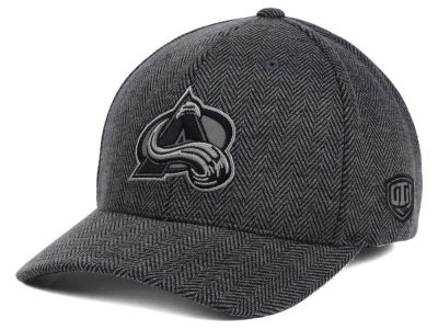 Colorado Avalanche Old Time Hockey NHL Jagged Flex Cap