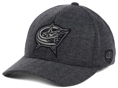 Columbus Blue Jackets Old Time Hockey NHL Jagged Flex Cap
