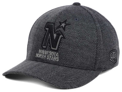 Minnesota North Stars Old Time Hockey NHL Jagged Flex Cap