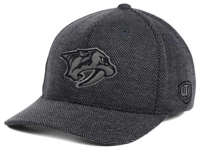 Nashville Predators Old Time Hockey NHL Jagged Flex Cap