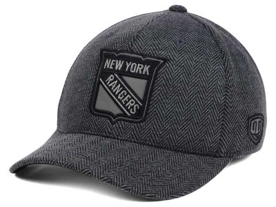 New York Rangers Old Time Hockey NHL Jagged Flex Cap
