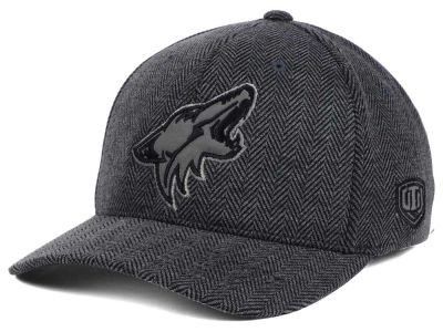 Arizona Coyotes Old Time Hockey NHL Jagged Flex Cap