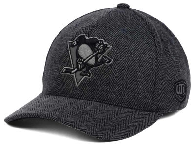 Pittsburgh Penguins Old Time Hockey NHL Jagged Flex Cap