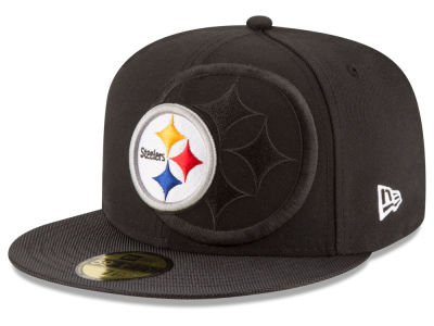 Pittsburgh Steelers New Era 2016 Official NFL Sideline 59FIFTY Cap