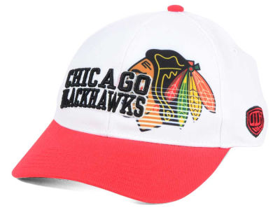 Chicago Blackhawks Old Time Hockey NHL Youth Chalk Snapback Cap