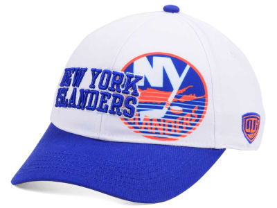 New York Islanders Old Time Hockey NHL Youth Chalk Snapback Cap